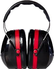 3M 头戴式防噪音隔音睡觉学习防护耳罩H540(亚马逊自营商品, 由供应商配送)