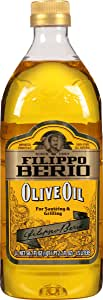 Filippo Berio Olive Oil, 50.7-Ounce, 6-Pack