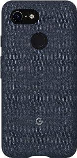 Google 适用于Pixel 3的织物手机壳-靛蓝织物