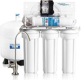 APEC Water亚太水健 渗透泵送反渗透高级水过滤系统  适合水压低的家庭