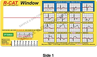 R-CAT EKG 窗户