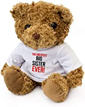 GREATEST BIG SISTER EVER - 泰迪熊 - 可愛柔軟可愛 - *勵禮物 禮物 禮物 生日圣誕