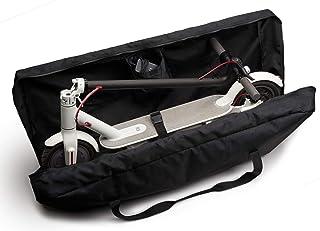 Lamaki:lab 电子滑板车袋收纳盖重型运输袋可折叠时尚适用于小米 Mijia M365 Pro,Ninebot ES1 / ES2 电动滑板车 115x45x50 厘米 / 45x18x20 英寸