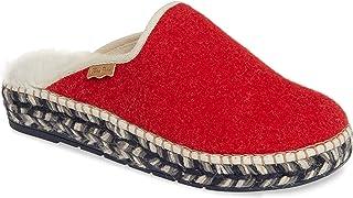 Toni Pons MYSEN-FE Women's Wool Textile Slip On Mule Slippers