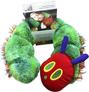 Eric Carle The Hungry Caterpillar Neck Support Pillow