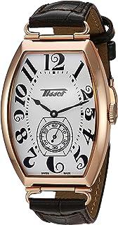 Tissot 礼服手表(型号:T1285053601200)