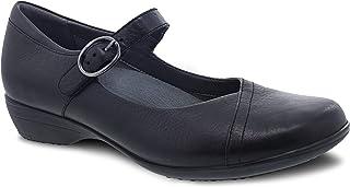 Dansko Fawna Wide Mary Jane 女士平底鞋