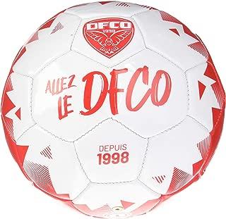Dijon 足球俱乐部 T1 DFCO 青年中性球,白色