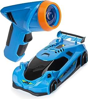 Air Hogs,零重力激光,激光导向真实墙壁攀岩赛车,蓝色