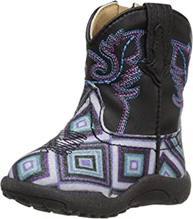 Roper Glitter Diamonds Western Boot