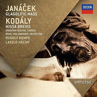 Janacek:Glagolitic Mass / Kodaly:Missa Brevis