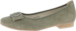 HIRSCHKOGEL 女士 3006852 浅口芭蕾舞鞋