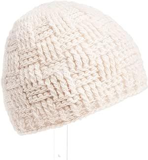 Nirvanna Designs Shingle Crochet 无檐小便帽 象牙色 CH906