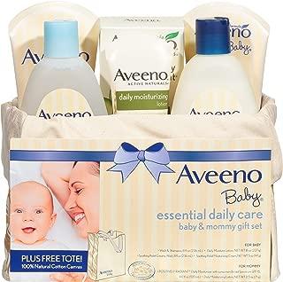 Aveeno 艾維諾 Mom&Baby 媽媽寶貝護膚套裝禮盒 6件套