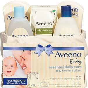 Aveeno 艾维诺 Mom&Baby 妈妈宝贝护肤套装礼盒 6件套