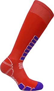 Eurosocks 0216 Silver Streif OTC 滑雪袜 - 一双