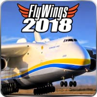FlyWings 2018 飞行模拟器 Flight Simulator