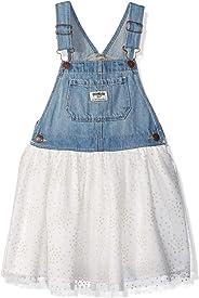 OSHKOSH b'gosh 幼儿女童 world's BEST 罩衣