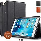 KAVAJ iPad Mini 5 2019 & 4 保护套皮革保护套柏林黑色或褐色棕色Berlin iPad Mini 5 2019