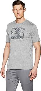 Under Armour 安德瑪 BOXED SPORTSTYLE 男式短袖T恤