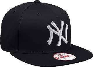 New ERA 男式 MLB 棉质 BLOCK NY yankees 9Fifty 鸭舌帽棒球帽