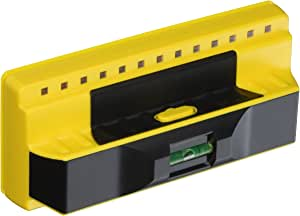 Franklin 传感器 fs710prosensor 710+ 专业螺柱探测器,带内置气泡水平和尺子