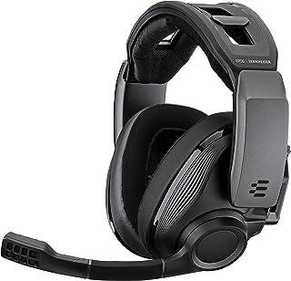 Sennheiser 森海塞尔 无线游戏耳机 GSP 670 低延迟&蓝牙连接 7.1 声道环绕声 降噪麦克风 简单麦克风静音功能 PC、PS4、智能手机适用