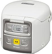 虎牌(Tiger) 微電腦 電飯煲 3合一白煮迷你 電飯煲 JAI-R551-W Tiger 適用100V電壓 另需變壓器 炊飯器 日本正品