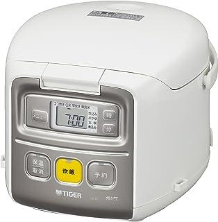 虎牌(Tiger) 微电脑 电饭煲 3合一白煮迷你 电饭煲 JAI-R551-W Tiger 适用100V电压 另需变压器 炊饭器 日本正品