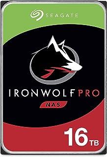 Seagate IronWolf NAS 内置硬盘ST16000NE000  IronWolf Pro w/ Data Recovery 16TB