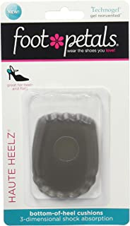 Fancy Feet 女士 Technogel Haute Heelz 炭黑色 No Size M US