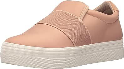Dolce Vita 女士 Tux 运动鞋 Blush Neoprene 9 M US