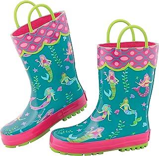 Stephen Joseph 女童全件印花雨靴