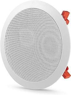 JBL C6IC 天花板盖式音箱 2路/圆型/1支 白色 JBLC6ICWHT 【国内正规品/附有2年保修】