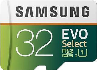 Samsung 三星 (MB-ME32GA / AM) 95MB / s(U1) microSDHC EVO Select 存储卡,具有全尺寸适配器,32GB