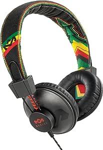 Marley 马利 EM-JH010-RA 头戴式耳机(黑黄)