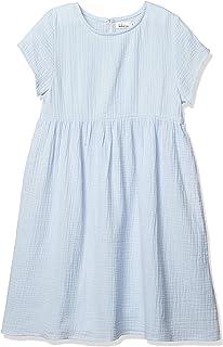 PALEMANO 连衣裙 双层纱布法式袖连衣裙 女童