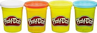 HASBRO 小麦粘土 Play-Doh 基本4色套装