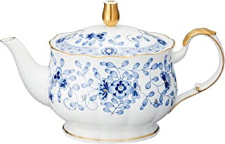 NARUMI 米兰茶壶 790cc(约790ml) 9682-4206 日本制
