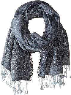 Echo Design 女式缝线斑点色调围巾
