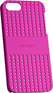 Ventev ColorClick Air Case for Apple iPhone 5 (Magenta)