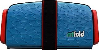 mifold 墓 - and - GO Booster ® 汽车 - 儿童座椅 jeansblau
