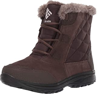 Columbia 女士 Ice Maiden 短雪地靴