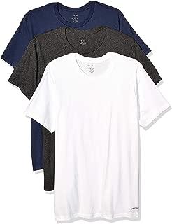 Calvin Klein 卡尔文·克莱恩 男式 棉质经典短袖圆领T恤