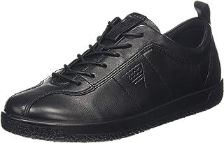ECCO Women's SOFT1W Low-Top Sneakers, Black (Black), 7.5 UK (41 EU)