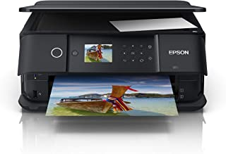 Epson 爱普生 Expression 高级 Wi-Fi 打印机,扫描和复印带 CD/DVD 打印C11CG97401 Without Ink Multipack XP-6100