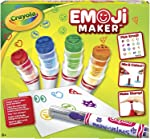 Crayola 表情符号制作机,马克笔,礼物,年龄 6 岁,7 岁,8 岁,9 岁,10 岁,11 岁,12 岁