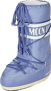 Moon-boot 中性成人尼龙雪地靴