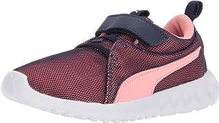 PUMA Kids' Carson 2 Breathe Velcro Sneaker