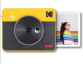 Kodak 柯达 Mini Shot Combo 3 复古 - C300R 黄色